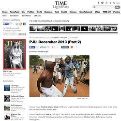 PJL: December 2013 (Part 2)