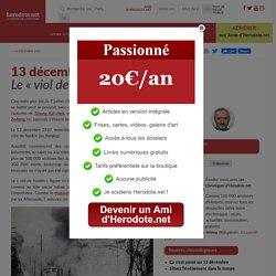 13 décembre 1937 - Le «viol de Nankin» - Herodote.net