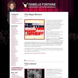 décembre « 2011 « Isabelle Fontaine