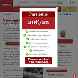 9 décembre 1905 - Séparation des Églises et de l'État - Herodote.net