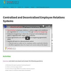 Centralised v Decentralised Systems – TeachingBubble