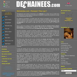 DECHAINEES.com