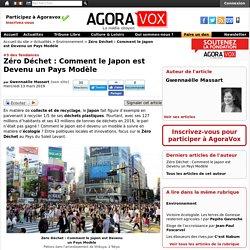 Zéro Déchet : Comment le Japon est Devenu un Pays Modèle