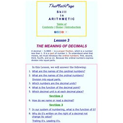 A complete course in arithmetic