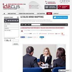 Mind Mapping Decision - Le mind mapping pour préparer et réussir son entretien de recrutement 1 - Le Blog Mind Mapping