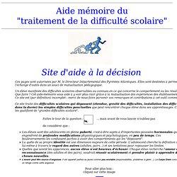 """Site """"TDS : aide à la décision"""" Espace de mutualisation"""