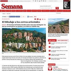 Decisión Consejo de Estado licencias cerros orientales, Nación