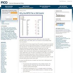 Enterprise Decision Management - a Weblog