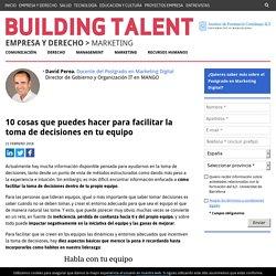 Blog Instituto de Formación Continua de la Universitat de Barcelona (IL3-UB)