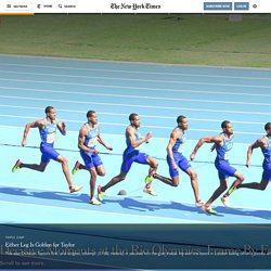 Decisive Moments at the Rio Olympics, Frame By Frame