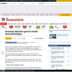 Semaine décisive - Le Monde 2/02/15