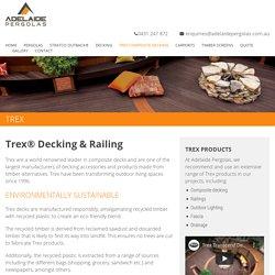 Trex Decking Adelaide - Trex Composite Decking & Railing Adelaide