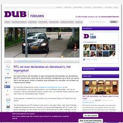 RTL-rel over declaraties en dienstauto's; het tegengeluid