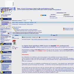 LMNP déclaration BIC+compta Réel Super simplifié