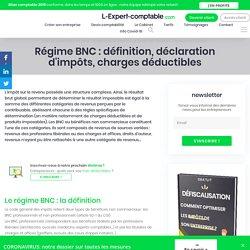 Le régime BNC