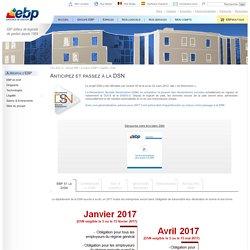 Déclaration Sociale Nominative DSN -EBP Logiciels de Paie conformes à la DSN
