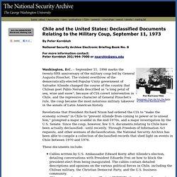 U.S.-Chile Documents