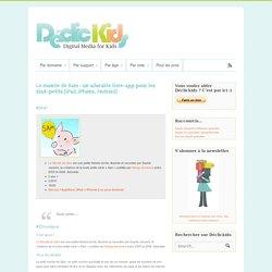 Le monde de Sam : un adorable livre-app pour les tout-petits