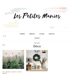 Déco Archives - LES PETITES MANIES