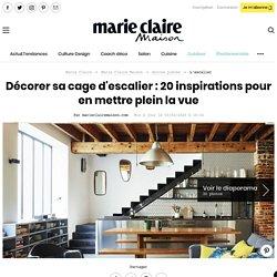 Déco cage d'escalier : 20 idées à copier