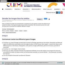 Décoder les images dans les médias- CLEMI