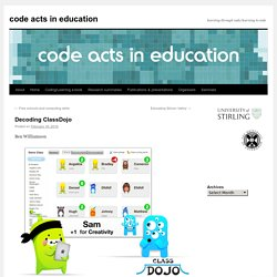 code acts in education