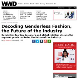 Decoding Genderless Fashion, the Future of the Industry