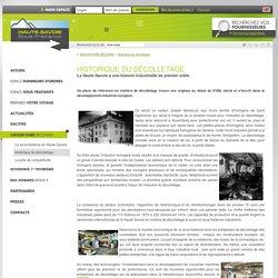 Décolletage - Décolletage vallée de l'Arve, 74, France - CCI Haute-Savoie