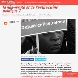 Camp d'été décolonial : qui a peur de la non-mixité et de l'antiracisme politique ?