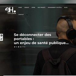 Se déconnecter des portables: unenjeudesantépublique… - E-Hlab.com