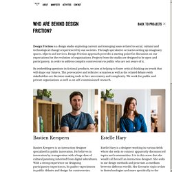Design Friction - We deconstruct realities to build new perspectives.