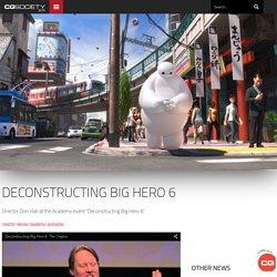 Deconstructing Big Hero 6 - article