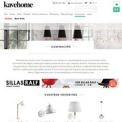 Tienda de lámparas - Kavehome - Tienda de lámparas, sillas, mesas, muebles y decoración de diseño