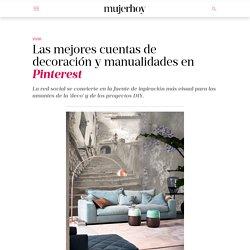 NOTICIA Las mejores cuentas de decoración y manualidades en Pinterest