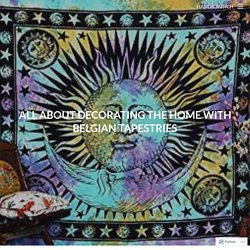 All about decorating the home with Belgian tapestries