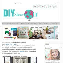 Living Rooms Archives - DIY Show Off ™ - DIY Decorating and Home Improvement BlogDIY Show Off ™ – DIY Decorating and Home Improvement Blog