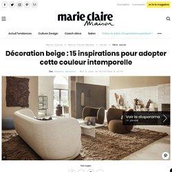 Décoration beige: nos inspirations