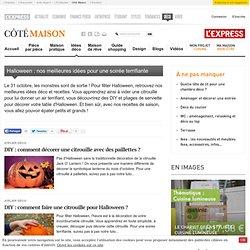 Halloween : décoration, art de la table, citrouilles, bonbons, costumes... Les bonnes idées