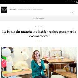Le futur du marché de la décoration passe par le e-commerce – Magazine MAISON&OBJET – MAISON&OBJET