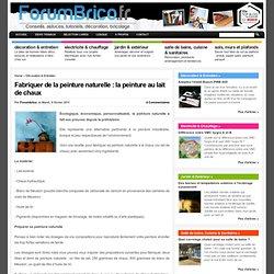 Forumbrico.fr, conseils et astuces bricolage, décoration, maison