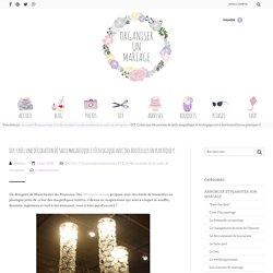 DIY: Créez une décoration de salle magnifique et écologique avec des bouteilles en plastique !! - Organiser un mariage