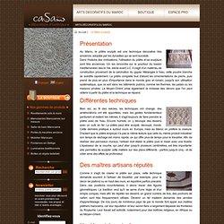 Casasud déco décoration orientale, mobilier marocain, tadelakt, zellige