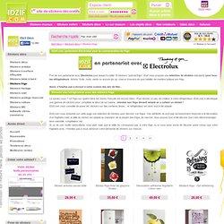 Stickers frigo. Des stickers pour la décoration de votre frigidaire ou réfrigérateur