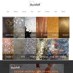 Decorative Metal Coatings using Applied Metal in Bronze