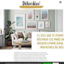 Le site qui te permet de décorer les murs de ta maison comme dans les magazines de déco
