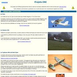 Decoupe CNC - Projets
