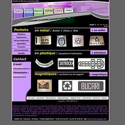 www.decoupeplus.com - pochoirs découpés au laser sur mesures