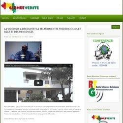 FREDERIC CILINS & BSGR démonstration de corruption