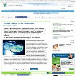 Découverte des antibiotiques par Fleming