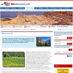 Ouest et Pacifique - Californie (Nord) - Yosemite NP